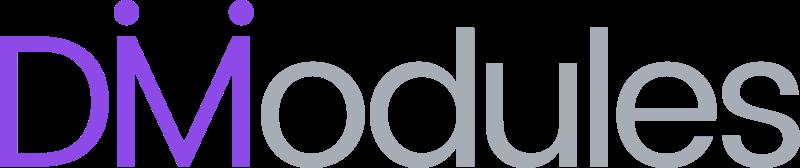 The Divi-Modules logo
