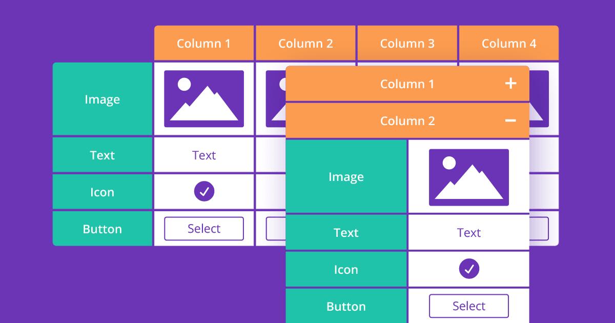Divi-Modules – Table Maker feature image